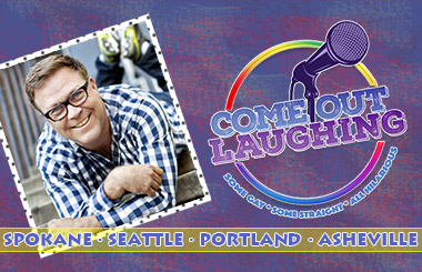 Come Out Laughing Tour – Asheville! @ The Grey Eagle | Asheville | North Carolina | United States